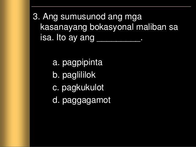 4. Ang mga paaralang normal ay itinatag upang sanayin ang mga lalaki at babae na maging __________. a. doktor b. guro c. n...