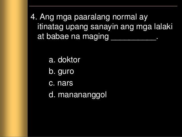 5. Ang sumusunod na pangungusap ay nagpapatunay na nagkaroon ng pormal na sistema ng edukasyon sa panahon ng Español malib...