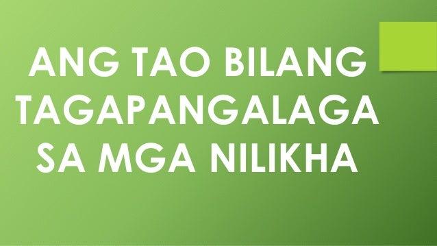 pangangalaga sa ating kapaligiran O ang kapaligiran ating linisin kay hirap huminga sa mabahong kapaligiran  mga programa ng philippine government parasa sa pangangalaga ng kapaligiran.