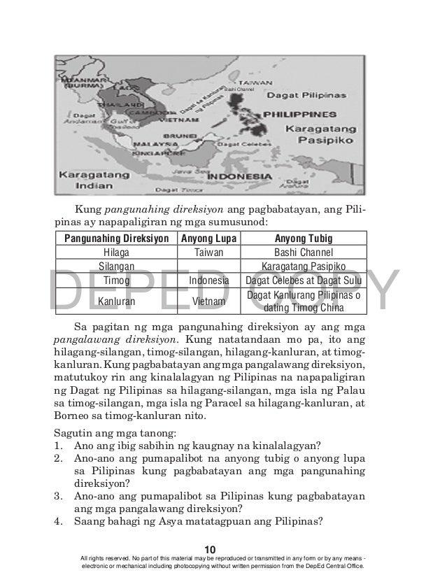 Dating mapa ng pilipinas