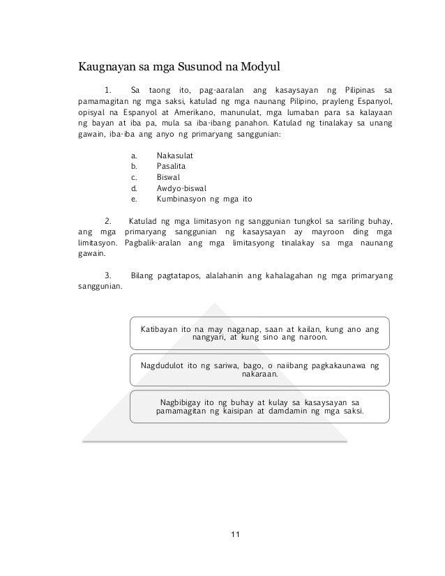 K to 12 grade 7 learning module in araling panlipunan 12 11 kaugnayan sa mga susunod na modyul 1 fandeluxe Image collections
