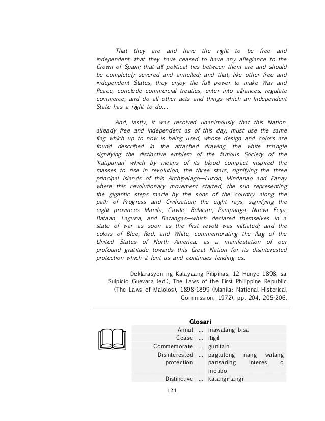K TO 12 GRADE 7 LEARNING MODULE IN ARALING PANLIPUNAN