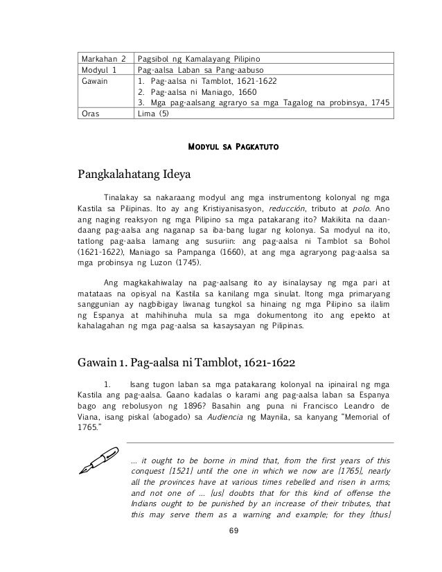 K to 12 grade 7 learning module in araling panlipunan fandeluxe Image collections