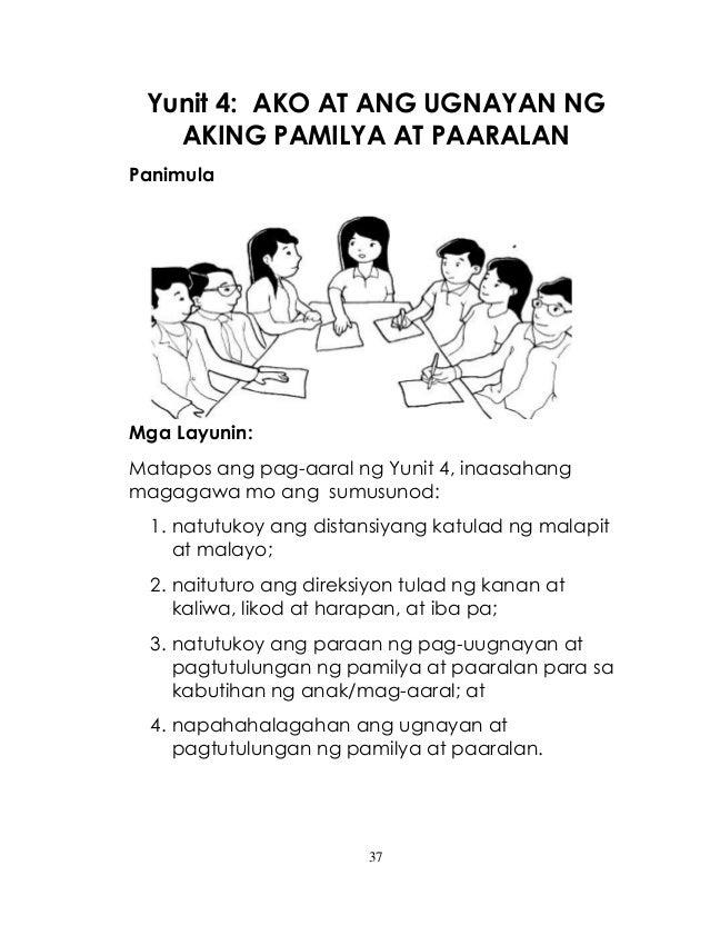 Ang aking pamilya Term paper Service - September 2019 - 1842