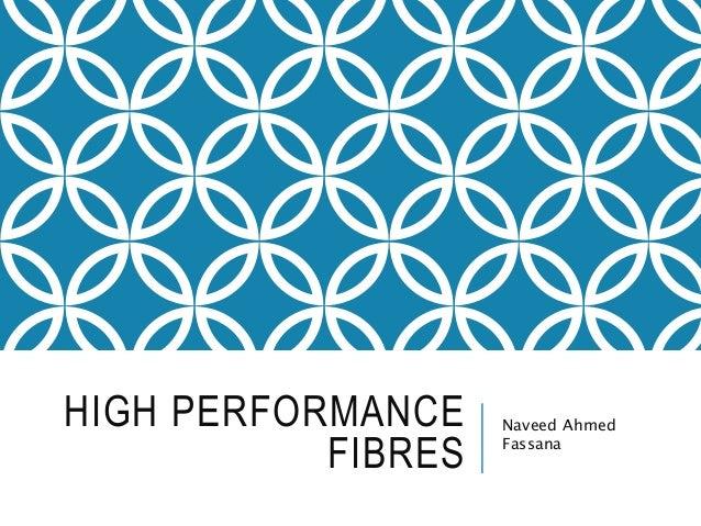 High Performance Fibers- Aramid fibers- Their Spinning Techniques-