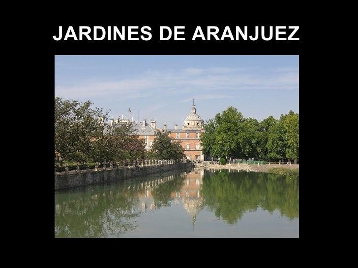 Aranjuez jardines for Jardines de aranjuez horario