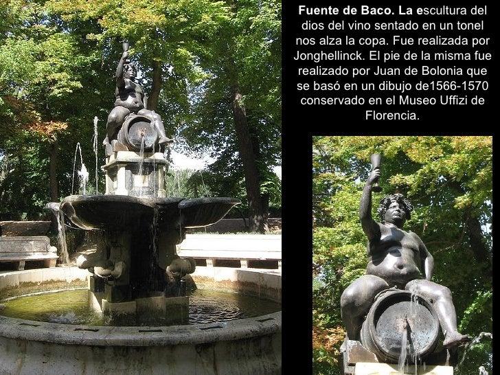 Aranjuez jardines for El jardin de aranjuez