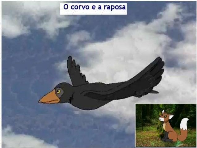 A raposa e o corvo
