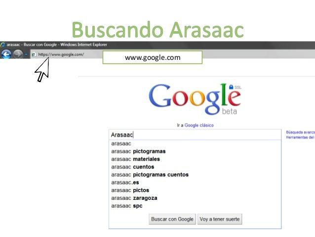 Arasaac. Comunicación aumentativa y alternativa Slide 3