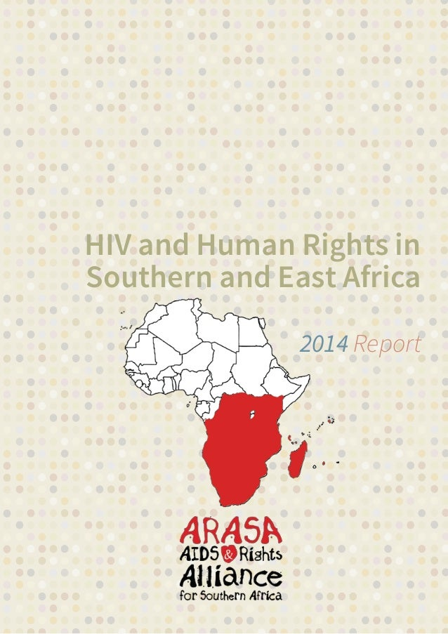 HIV and Human Rights in Southern and East Africa 2014 Report