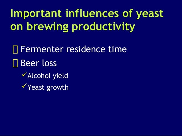 reducing levels of diacetyl in saccharomyces pastorianus Research open access engineering saccharomyces pastorianus for the co-utilisation of xylose and cellulose from biomass william kricka, tharappel c james, james fitzpatrick and ursula bond.