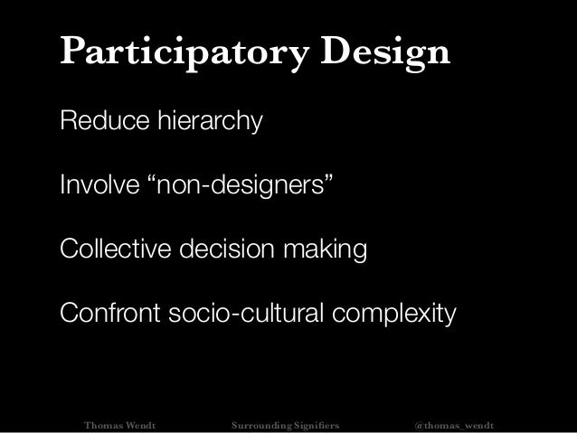 Design for discourse Surface political implications of design Provocations over deliverables Critical Design Thomas Wendt ...