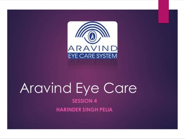 Aparna Bhatnagar | Vasan Eye Care Hospital, Chennai ...