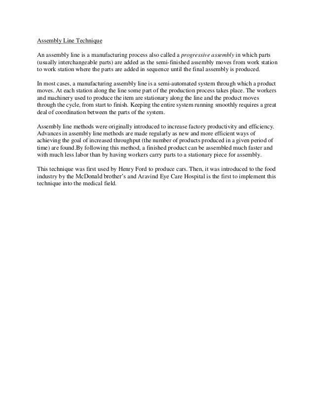 aravind eye hospital case study hbr The arvind eye hospital, madurai, india the blindness problem 6%  in india ( case study) crosssubsidies three key elements that defines  the arvind eye  hospital, madurai, india source: data supplied by aravind eye.