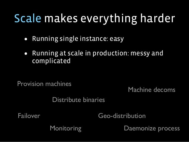Tupperware: Containerized Deployment at FB Slide 2