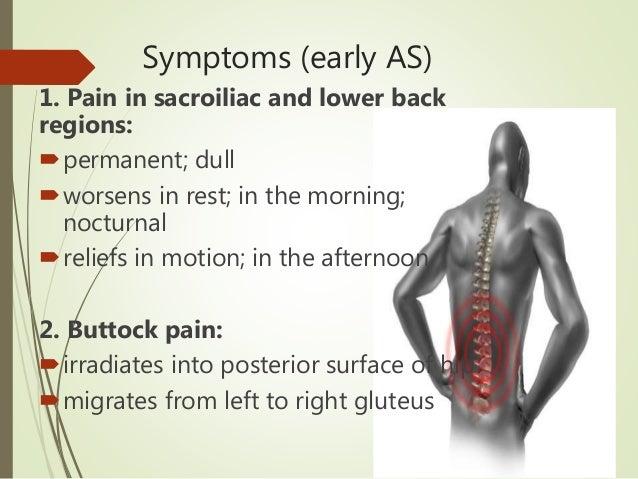 ANKYLOSING SPONDYLITIS physiotherapy ppt