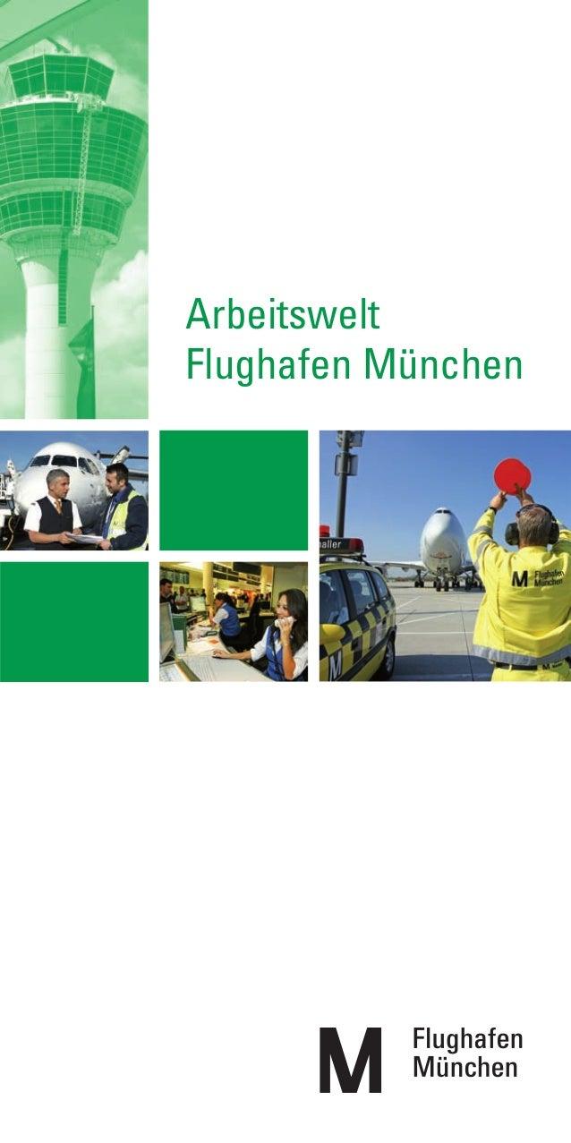 ArbeitsweltFlughafen München