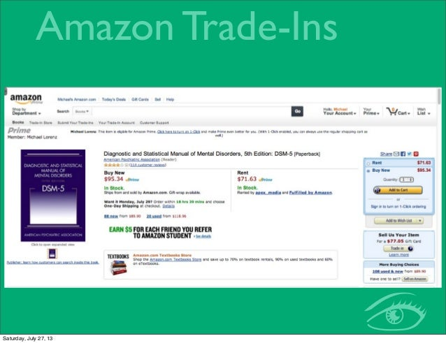 Arbitrage on Amazon: Exploiting the Textbook Trade-ins with