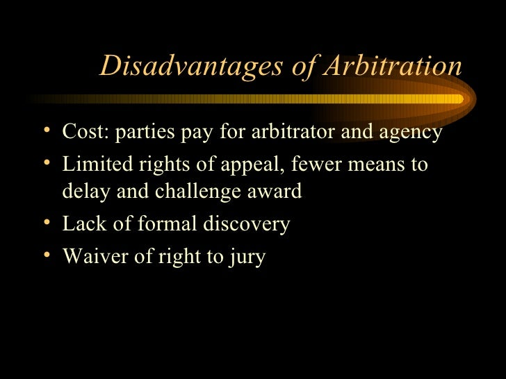 challenging an arbitrator on grounds of There are two main grounds for challenging an arbitrator: the existence of any facts that cause doubts concerning the impartiality and independence of the arbitrator.