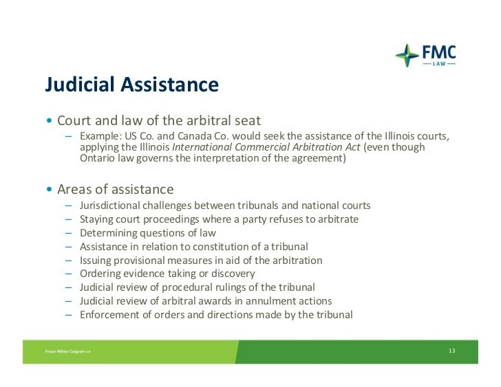 annulment of arbitral awards Nicaragua) and arbitral award of 31 july 1989 (guinea-bissau v senegal), are both cases where the parties consented to the jurisdiction of the international court of justice (icj) to settle the dispute absent such consent, states simply do not seek the annulment of interstate arbitral awards.