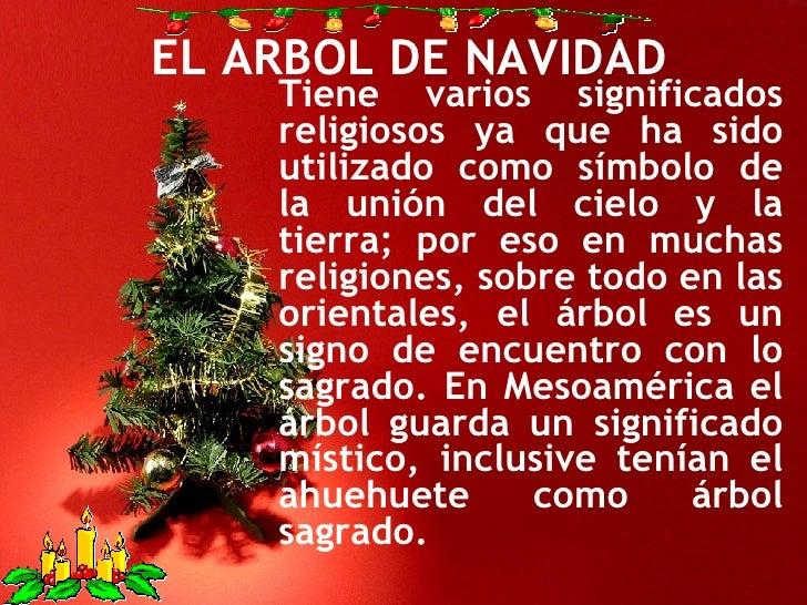 Cual Es El Significado El Arbol De Navidad Regalos Populares De