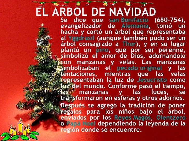 Arbol de navidad for Cuando se pone el arbol de navidad
