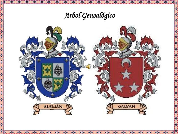 Arbol Genealógico<br />