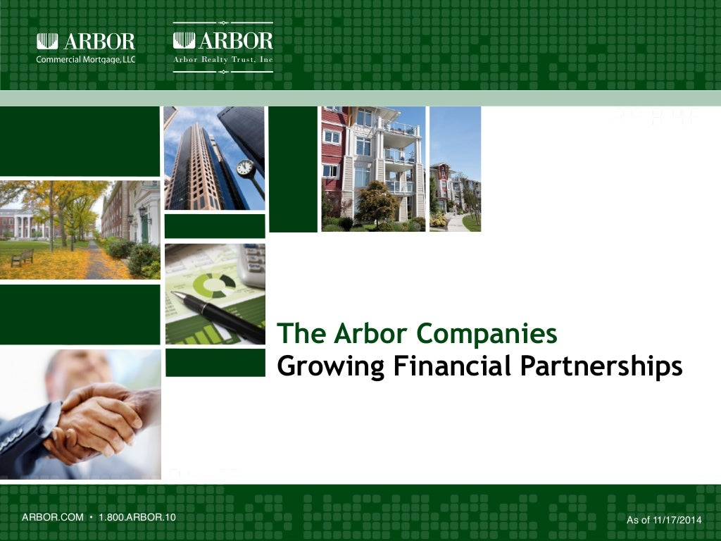 Arbor Businesses Presentation