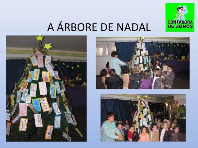 A ÁRBORE DE NADAL