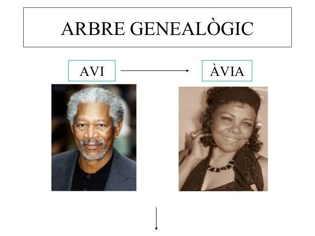 ARBRE GENEALÒGIC AVI ÀVIA