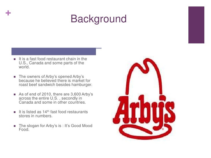 +                                       Background       It is a fast food restaurant chain in the        U.S., Canada an...