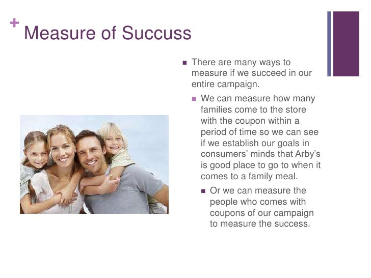 +    Measure of Succuss                       There are many ways to                        measure if we succeed in our ...