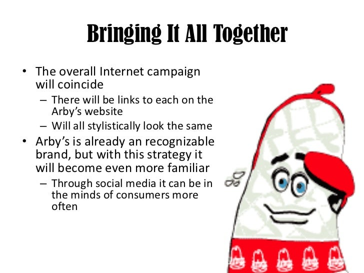 Bringing It All Together<br />The overall Internet campaign will coincide<br />There will be links to each on ...