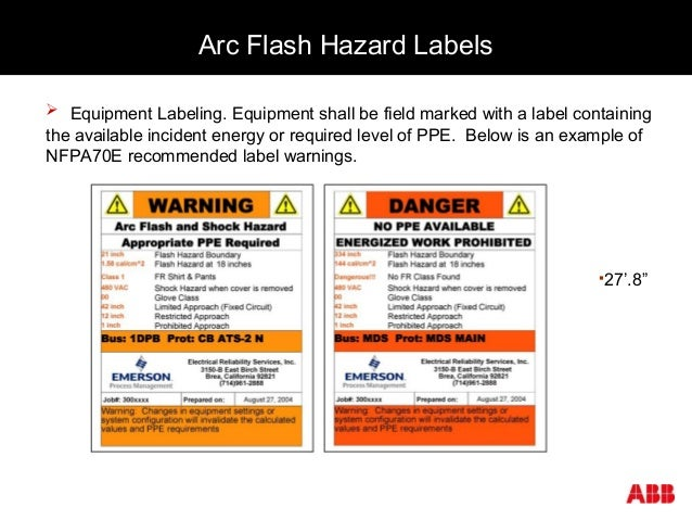 Arc Flash as it Relates to AC Drives