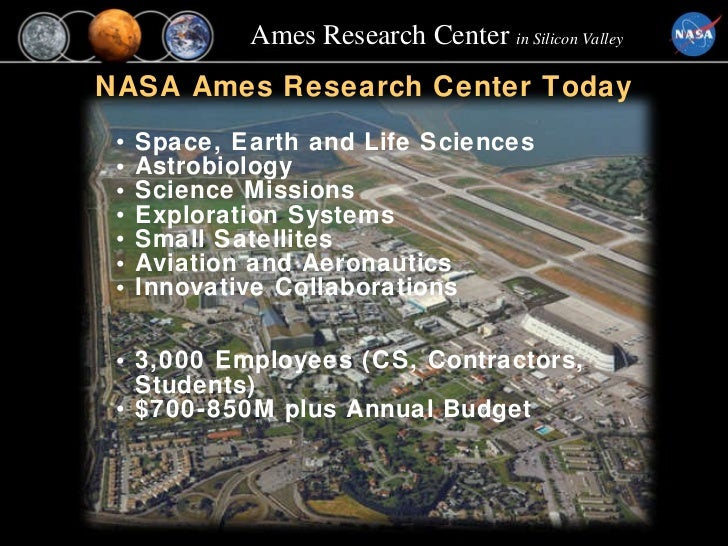 Ames Overview