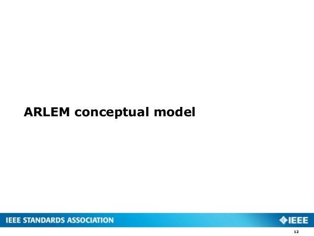 ARLEM conceptual model 12