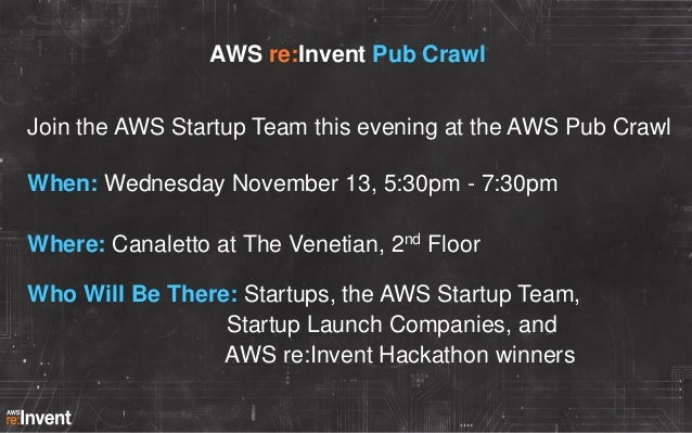 Stop Worrying about Prodweb001 and Start Loving i-98fb9856 (ARC201)   AWS re:Invent 2013