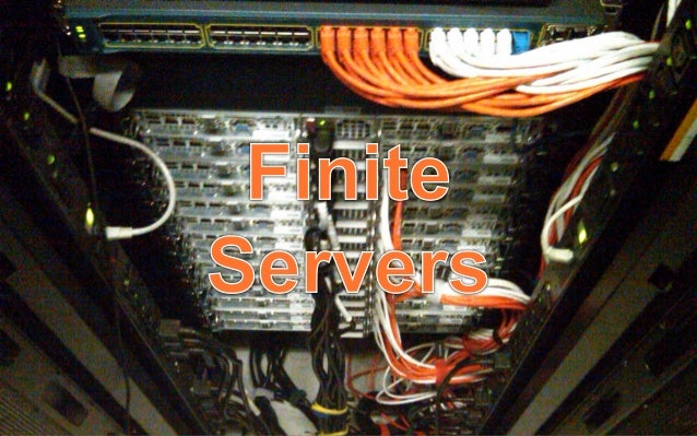 So where else does server hugging come from?