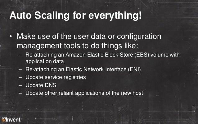 Healing a single instance  EC2 API  AWS CloudFormation AWS Cloud
