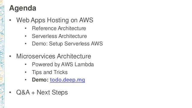 Build Web Applications using Microservices on Node js and
