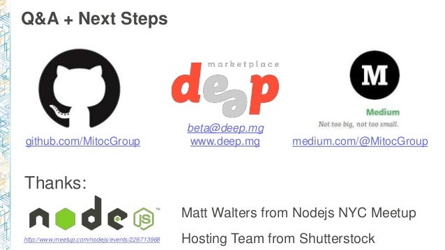 how to build a web application using node js