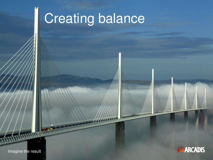 Creating balance<br />