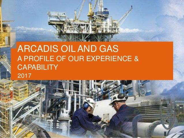 Arcadis capabillity statement summary feb 2017