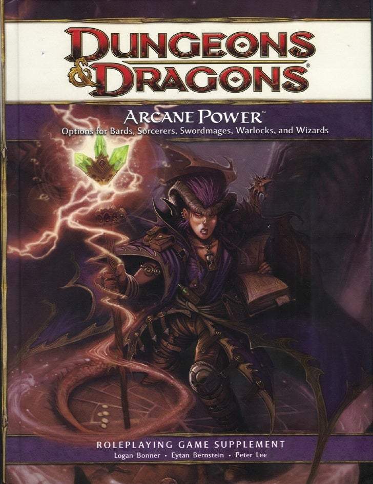 Arcane Power