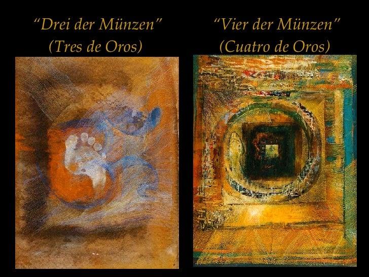 Pinturas De Arcanos Mayores Y Menores