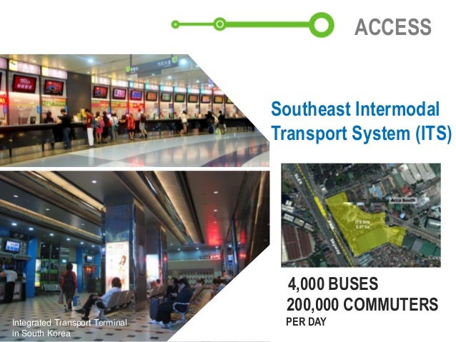 ARCA SOUTH   ITX - Taguig Integrated Terminal Exchange [mix