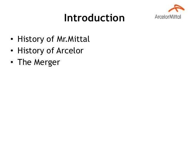 Arcelor Mittal  Slide 2