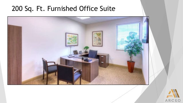 Arceo executive suites and virtual offices 200 sqft office interior