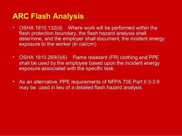 What is an Arc Flash Study? - e-hazard.com