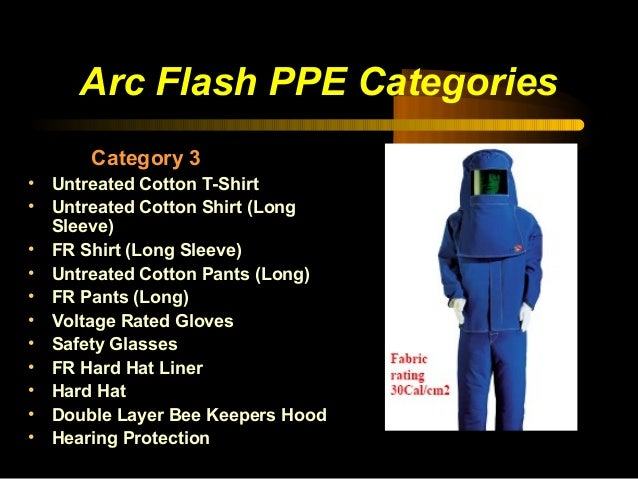 Arc Flash Energy Protection by EWB Engineering
